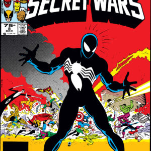 Secret Wars - John Beatty _ Spiderman