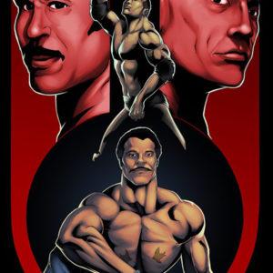 Soul Man Rocky Johnson - John Crowther